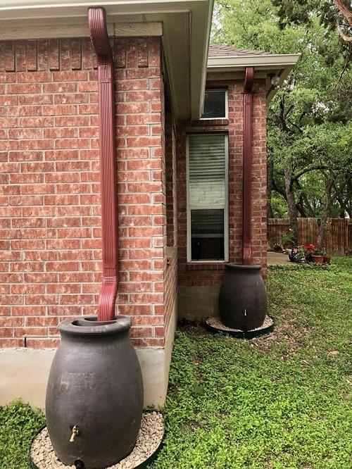 Rain Barrel Benefits In Austin Tx Rainwater Collection