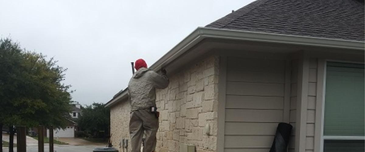 Gutter Repair In Austin San Antonio Tx Gutter Tex