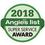 Angie's List Super Service Award - Gutter Tex - Austin, TX