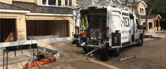 Gutter Replacement - Gutter Tex - Austin, TX - Seamless gutter installation