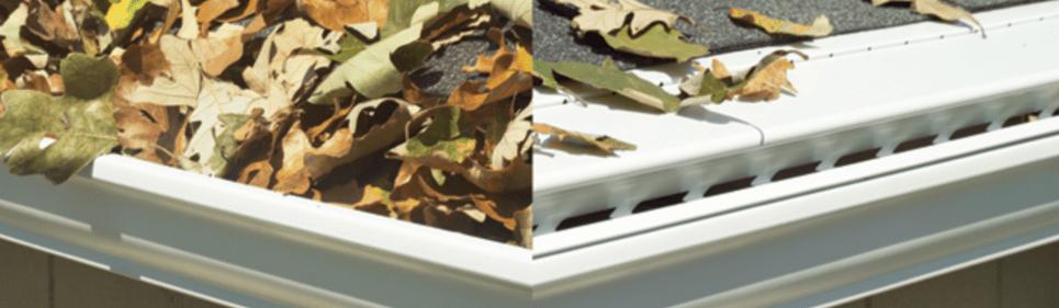 Gutter Screen - Gutter Tex - San Antonio, TX - Gutter Leaf Protection with Gutter Guards