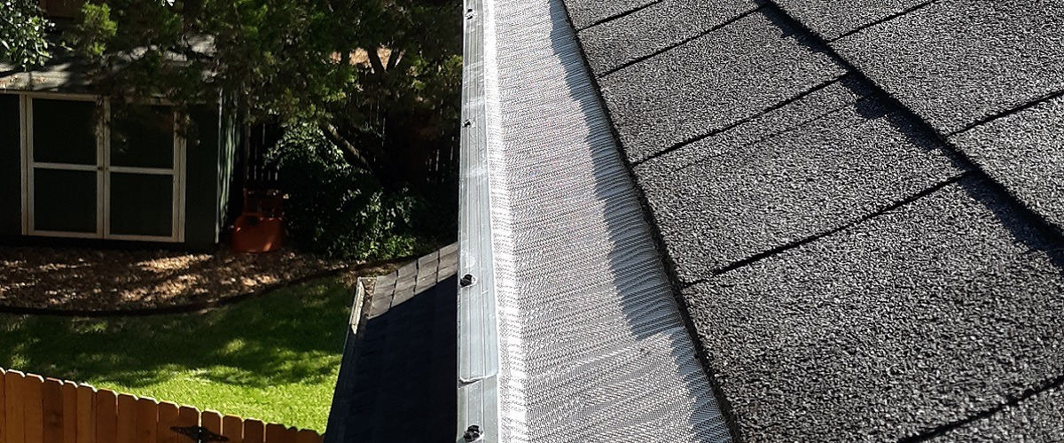 Wire-Mesh-Leaf-Guards-San Marcos-TX-Gutter-Tex