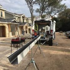 Seamless Gutters Installation - Gutter Tex - West Lake Hills, TX
